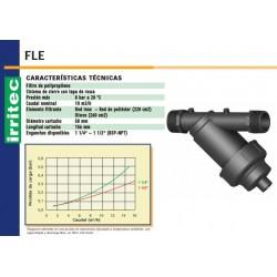 FILTRO FLE DISCO 1 1/2 - 120 MESH