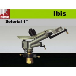 ASPERSOR SIME IBIS SETORIAL 1″ F